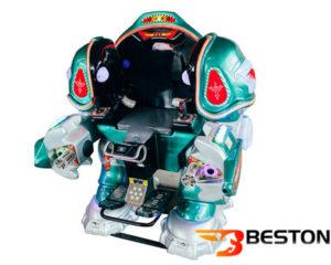 Детский аттракцион робот