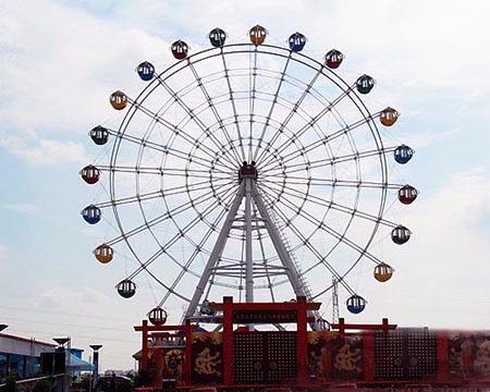 Купить детское колесо обозрения