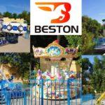 Beston Парковые аттаркционы для детей в Туркменистане