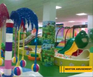 Beston Детское игровое оборудование в Узбекистане